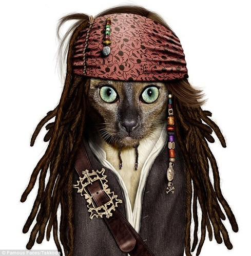 Purr-ates Of The Caribbean