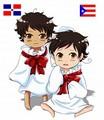 República Dominicano Y Puerto Rico