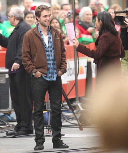 Rob on today 显示