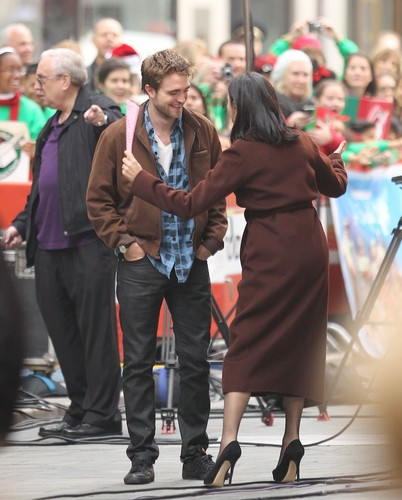 Rob on today show