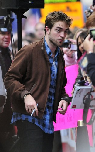 Rob on today mostrar