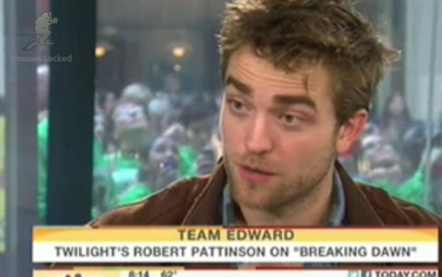 Rob on today montrer