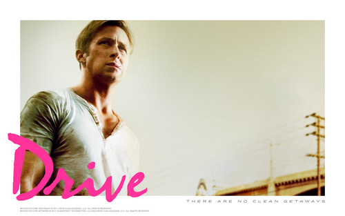 Ryan gosling, ganso Drive wallpaper