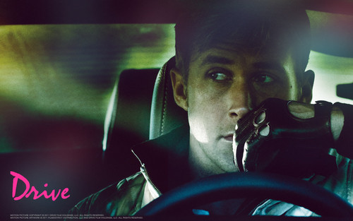 Ryan Gosling Drive Wallpaper