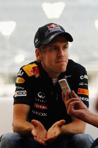 S. Vettel (Abu Dhabi GP)