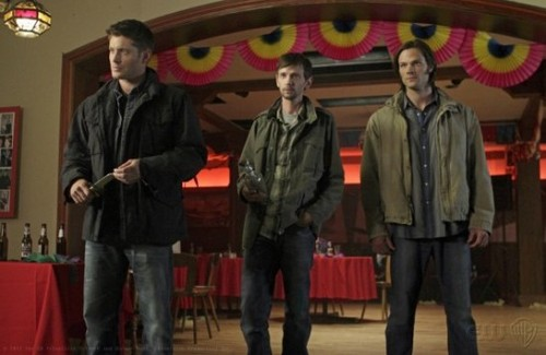 SPN Time for a wedding