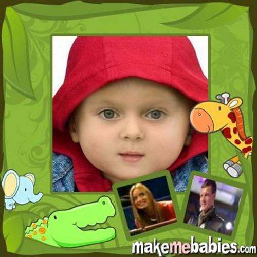 Satorova and Berdych child