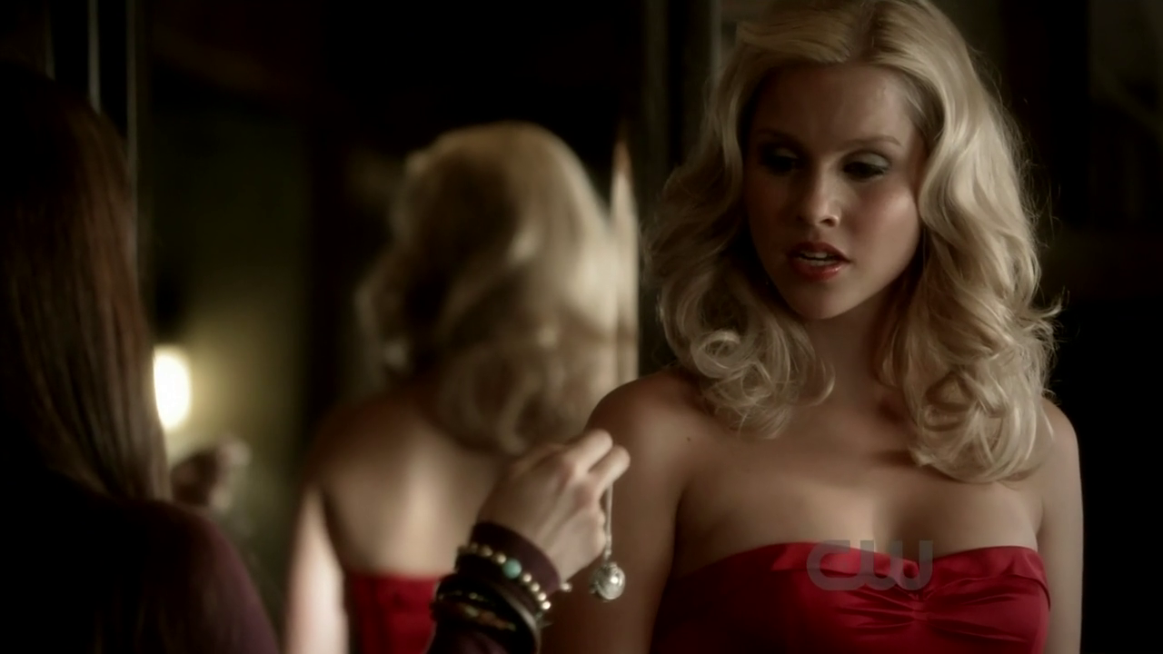 Claire holt the vampire diaries s03e0315