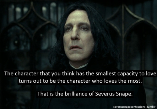 Severus Snape achtergrond possibly with a portrait titled Severus Snape Confessions