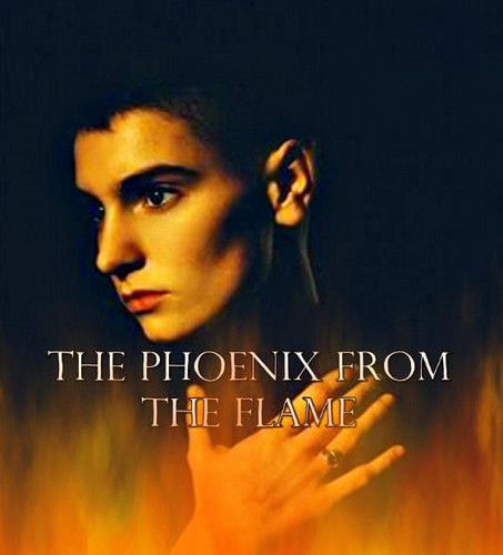 Sinéad O'Connor - phoenix from the flame