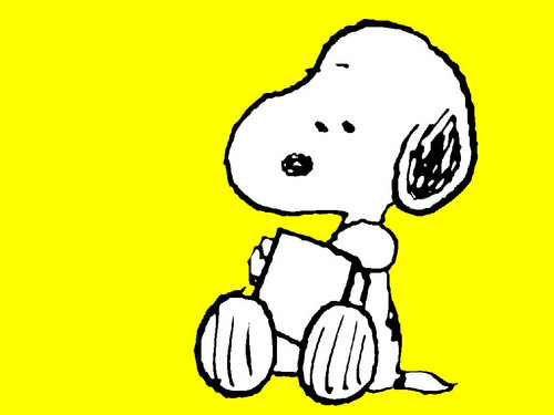 Peanuts wallpaper containing anime called Snoopy