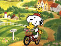 peanuts - Snoopy wallpaper