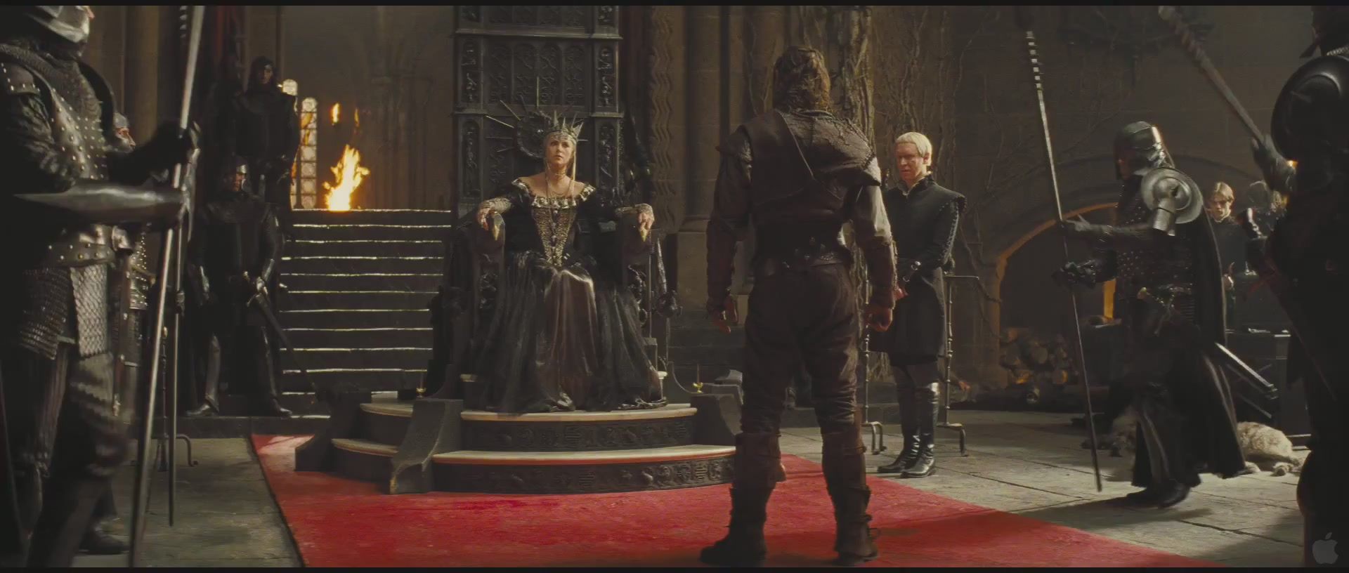 Snow White and the Huntsman official Trailer #1 HQ