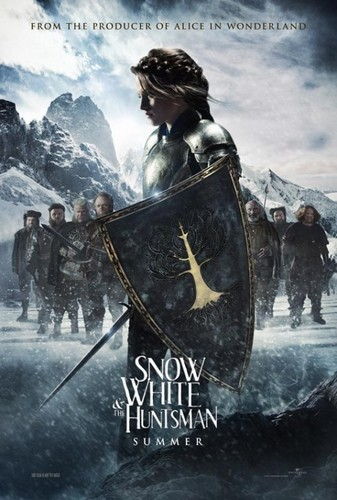 Snow White and the Huntsman poster - kristen-stewart Photo