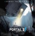 Songs to Test By Album Cover - portal-the-game photo