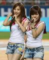 Sunny & Seohyun (SeoSun)