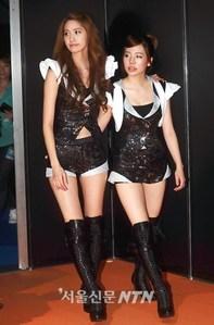 Sunny & YoonA (yoonsun)
