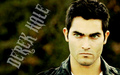 Teen Wolf- Derek Hale - teen-wolf wallpaper