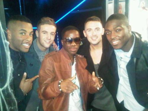 The Risk Wiv Tinchy BTS!! Very Handsome/Talented/Amazing Beyond Words!! 100% Real ♥