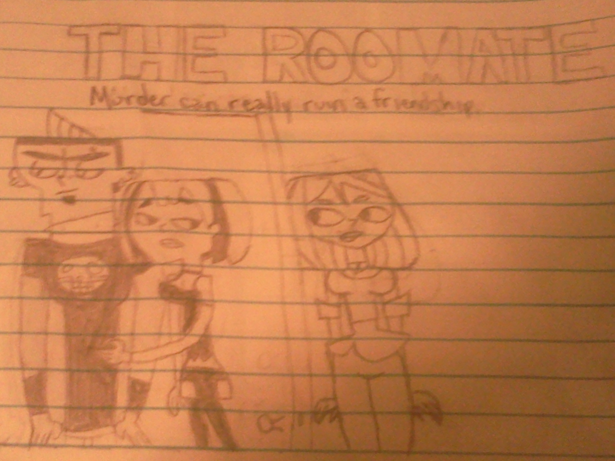The Roommate: TD Version