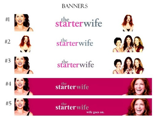 The Starter Wife - Possible Spot Banners