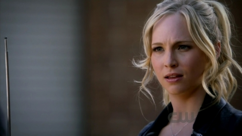 "Caroline Forbes wallpaper containing a portrait titled The Vampire Diaries 3x09 ""Homecoming"" screencaps!"