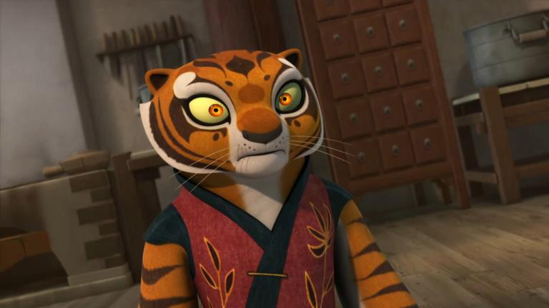 Kung Fu Panda Legends Of Awesomeness Images Tigress Wallpaper And