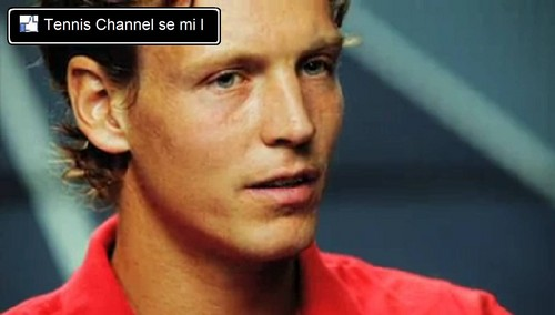 Tomas Berdych is ready to become the best !!