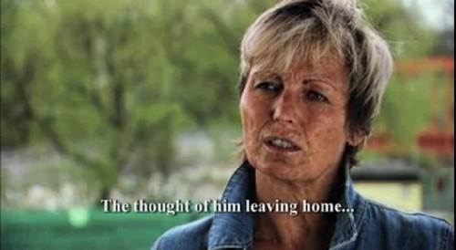 Tomas Berdych mother