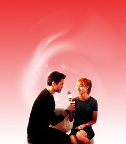 Tony&Pepper♥