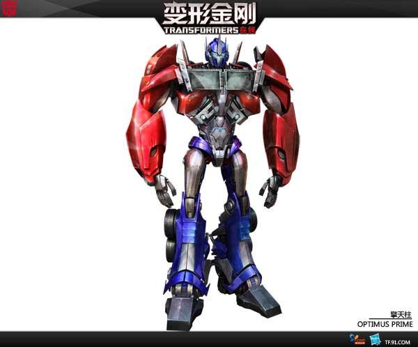 变形金刚 Prime