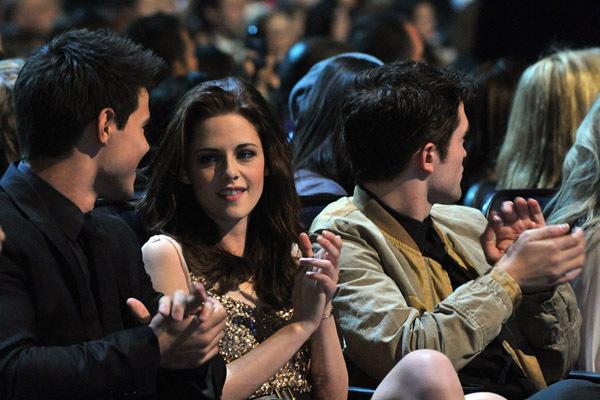 Twilight en los People Choice Awards 2011