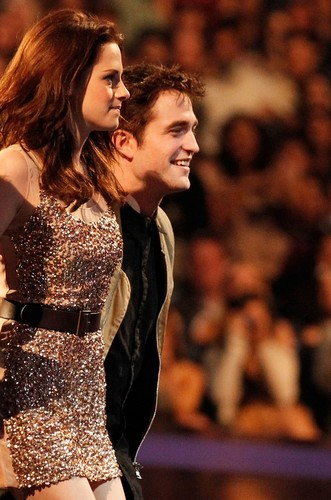 Twilight en los People Choice Awards 2011