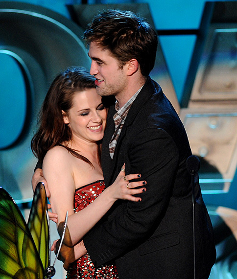 Twilight en los Premios MTV Movie Awards 2011