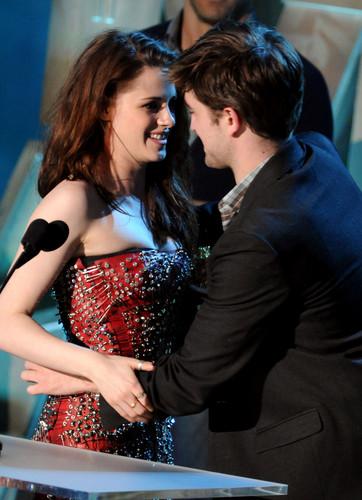 Twilight en los Premios MTV Movie Awards 2011