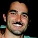 Tyler Hoechlin- Mustache