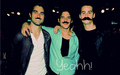 Tyler Hoechlin, Tyler Posey and Dylan O´Brien- Yeahh!