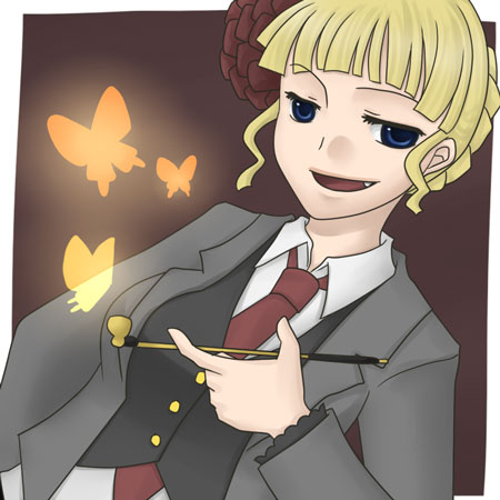Umineko fanart 8