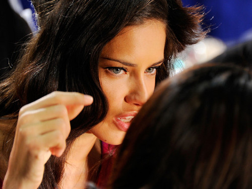 Victoria's Secret Fashion montrer 2011 - Backstage