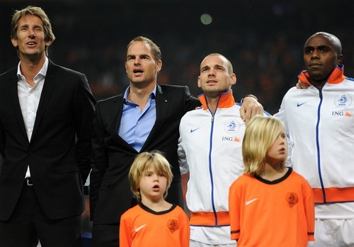 W. Sneijder (Netherlands - Switzerland)