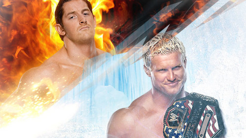 Wade Barrett and Dolph Ziggler - wade-barrett Photo
