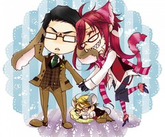 Will & Grell xD