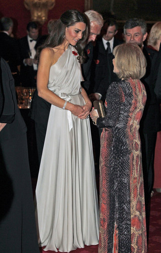 William Catherine At Remembrance Gala Event News