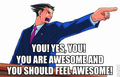 u ARE AWESOME!