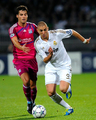Yoann Gourcuff & Karim Benzema - Lyon 0:2 Madrid - (02.11.2011)