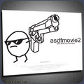 asdfmovie2 movie poster - asdf-movie photo