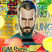 cm punk - wwe-wallpaper icon