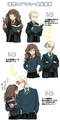 for Dramione shipper :P