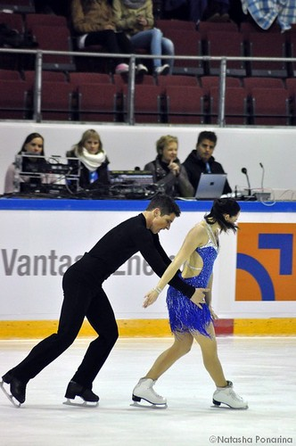 Tessa Virtue & Scott Moir kertas dinding titled friendsonice.gallery.ru