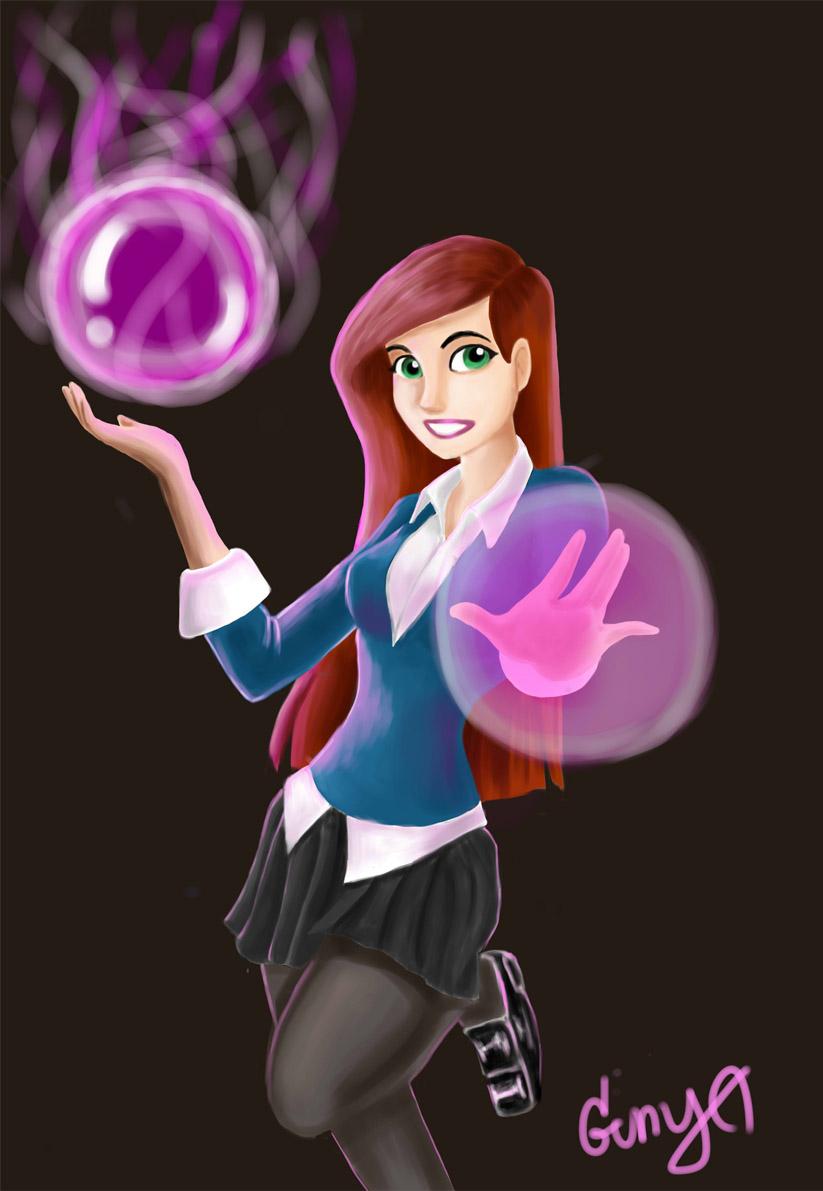 gwen magic